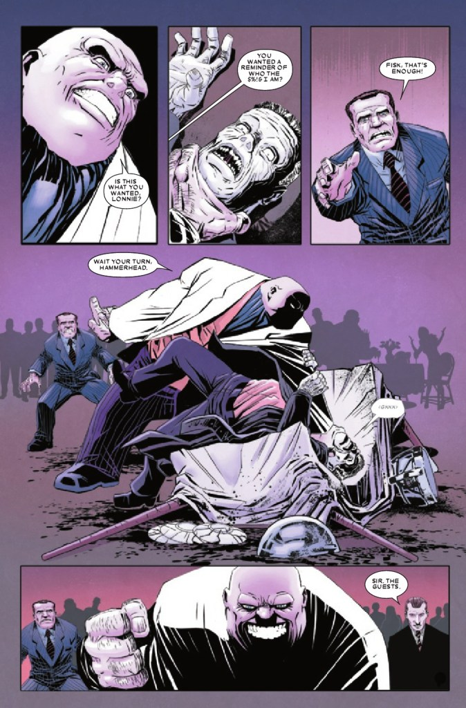 Kingpin #2 Review