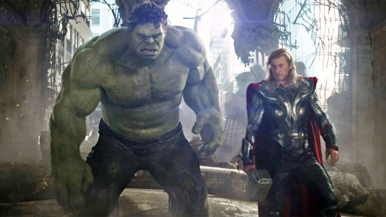 Mark Ruffalo described the Hulk is now like a god.jpg