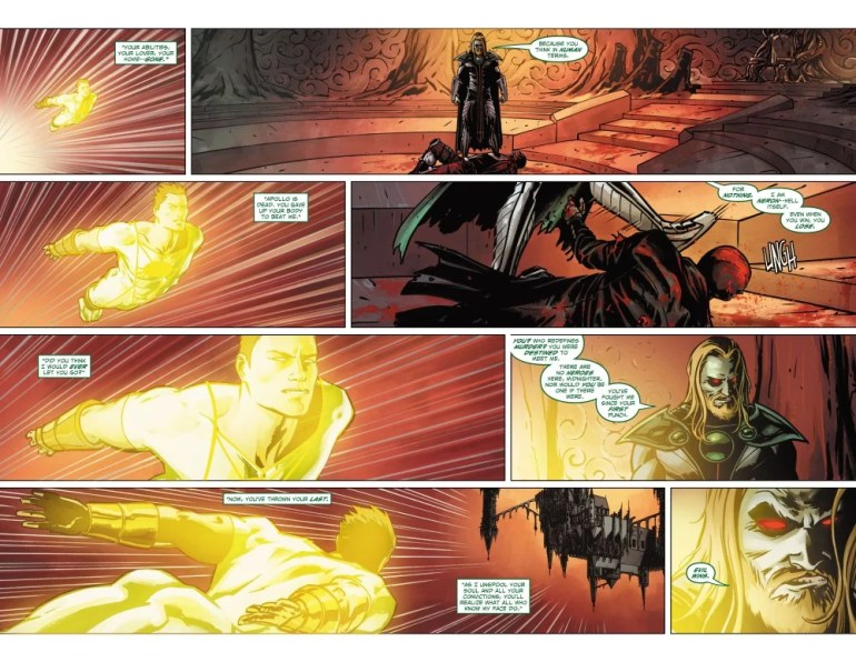 Midnighter And Apollo - Review