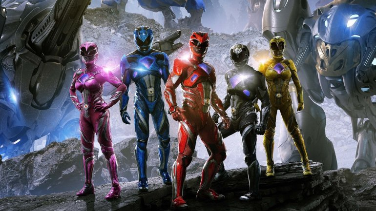 Power Rangers Movie 2017 Review