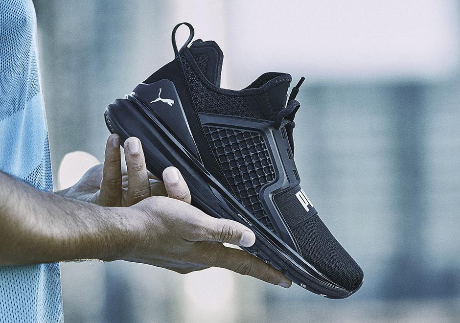 Les chaussures Puma IGNITE Limitless de The Weeknd dans le