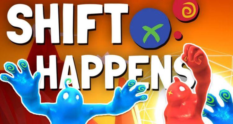 Shift Happens Review - A Wacky, Gooey Co-Op