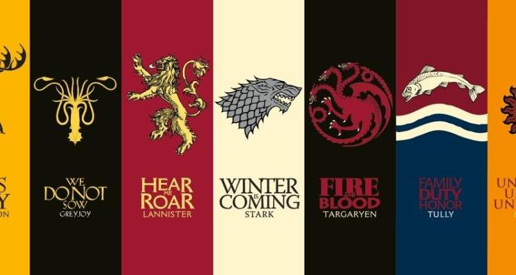 The History Of House Targaryen, House Stark, House Lannister And More