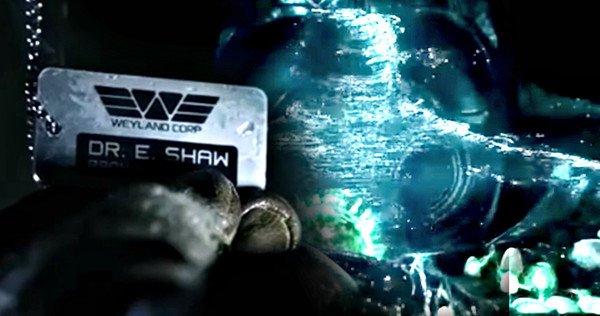 'Alien: Covenant' Sneak Peek Reveals The Fate Of Prometheus' Elizabeth Shaw