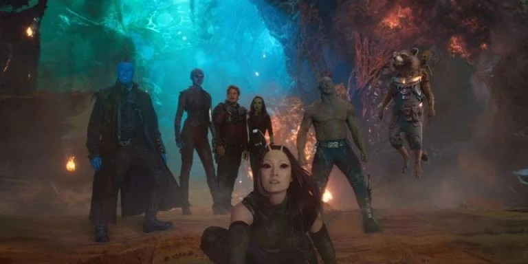 Guardians of the Galaxy 2 (12A)