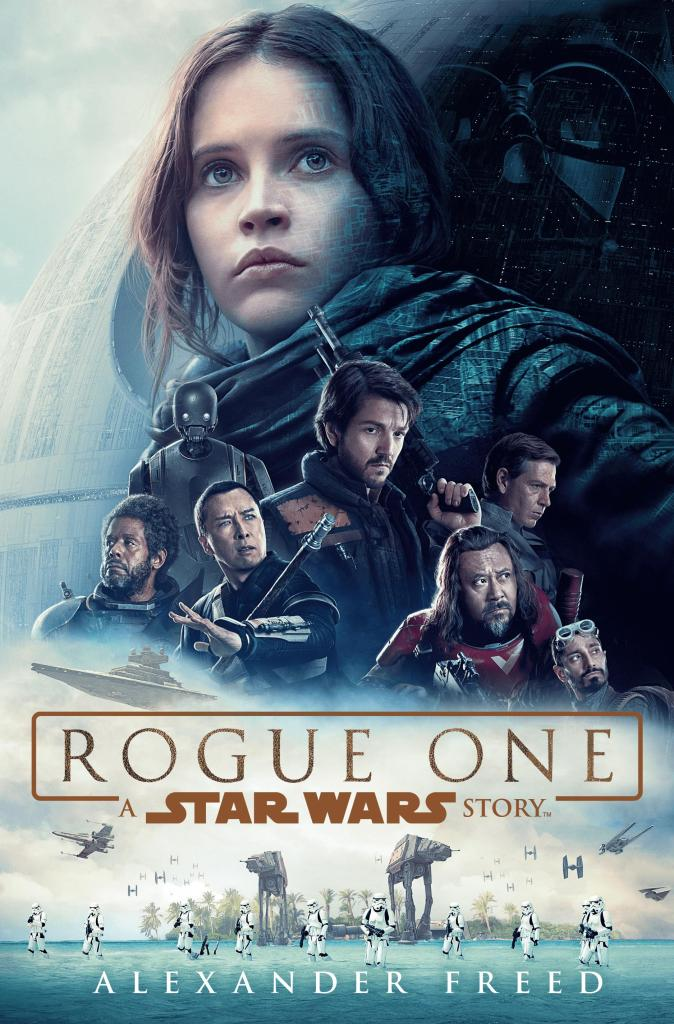 Rogue One: A Star Wars Story Novelisation