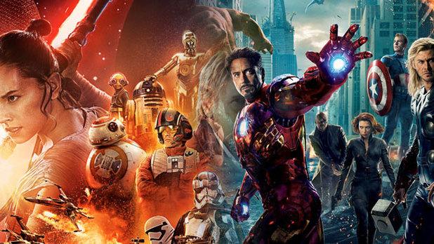 Star Wars MCU Marvel