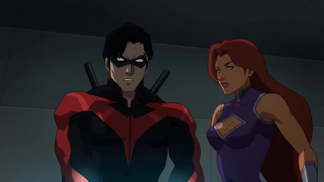 Teen Titans The Judas Contract Review - Decent But Misses The Mark-8699