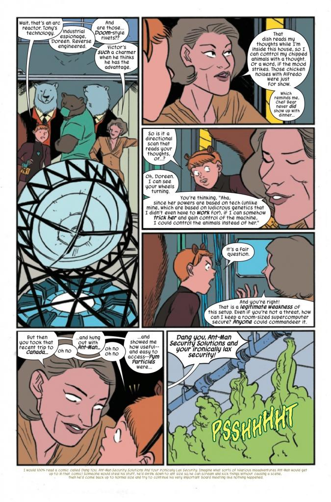 The Unbeatable Squirrel Girl v2 #19 - Review