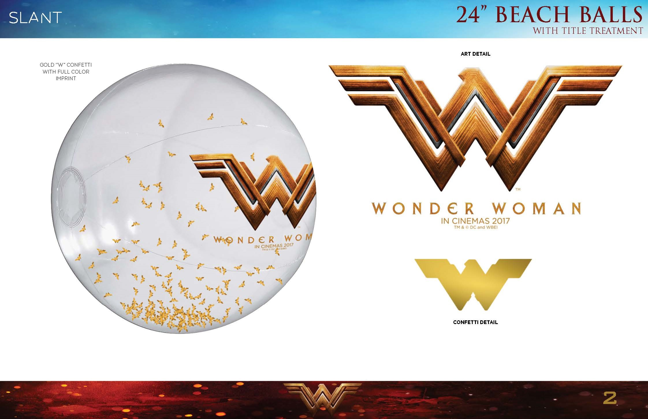 Win Exclusive 'Wonder Woman&#039 Movie Merchandise