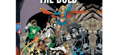 DC Comics Graphic Novel Collection – The Brave And The Bold: The Lords Of Luck