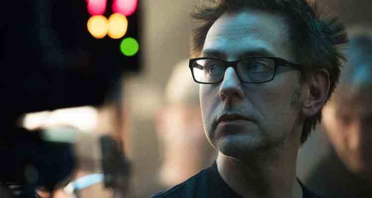 James Gunn Guardians of the Galaxy 3