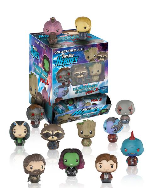 PINT SIZE HEROES GUARDIANS OF THE GALAXY VOL. 2 BLIND BOX