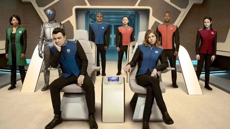The Orville Is The Star Trek Comedy You May Or May Not Want