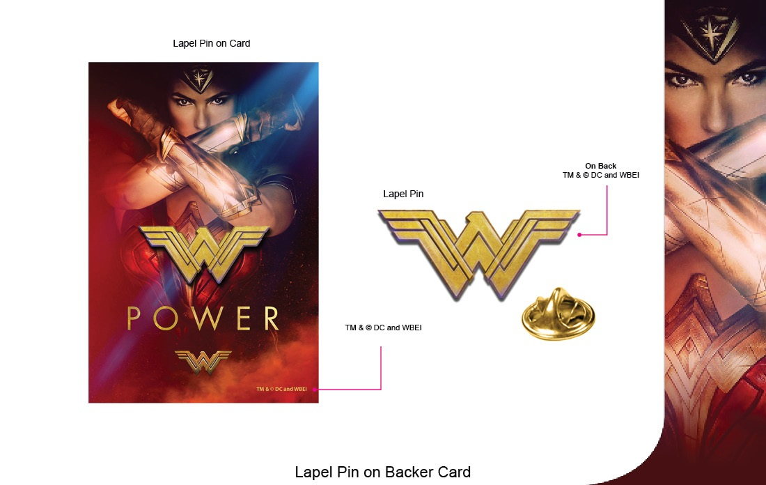 New Wonder Woman Lasso Poster & Gal Gadot Video