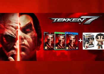 Win A Copy Of Tekken 7 Along With A Jin Kazama Funko Pop figure