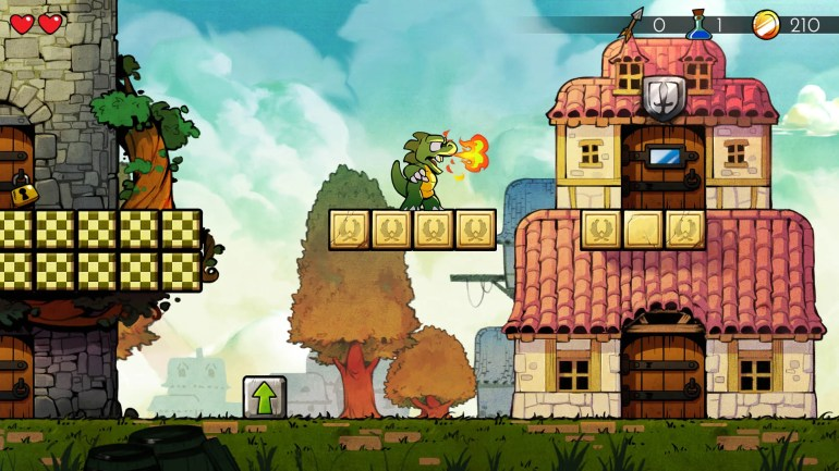 Wonder Boy: The Dragon's Trap - Review