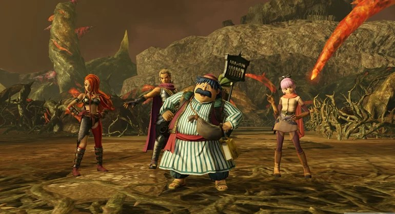 Dragon Quest Heroes II Game Review - Bashing In Heads In New And Exciting Ways
