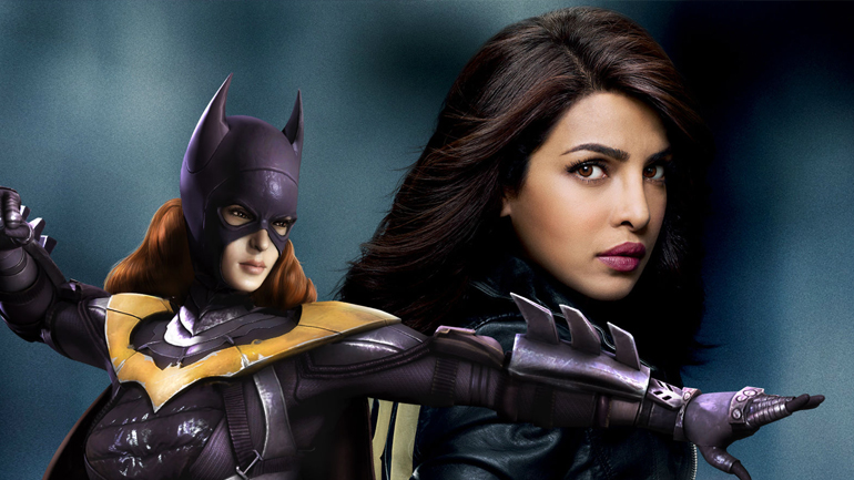 who is playing batgirl in the new movie