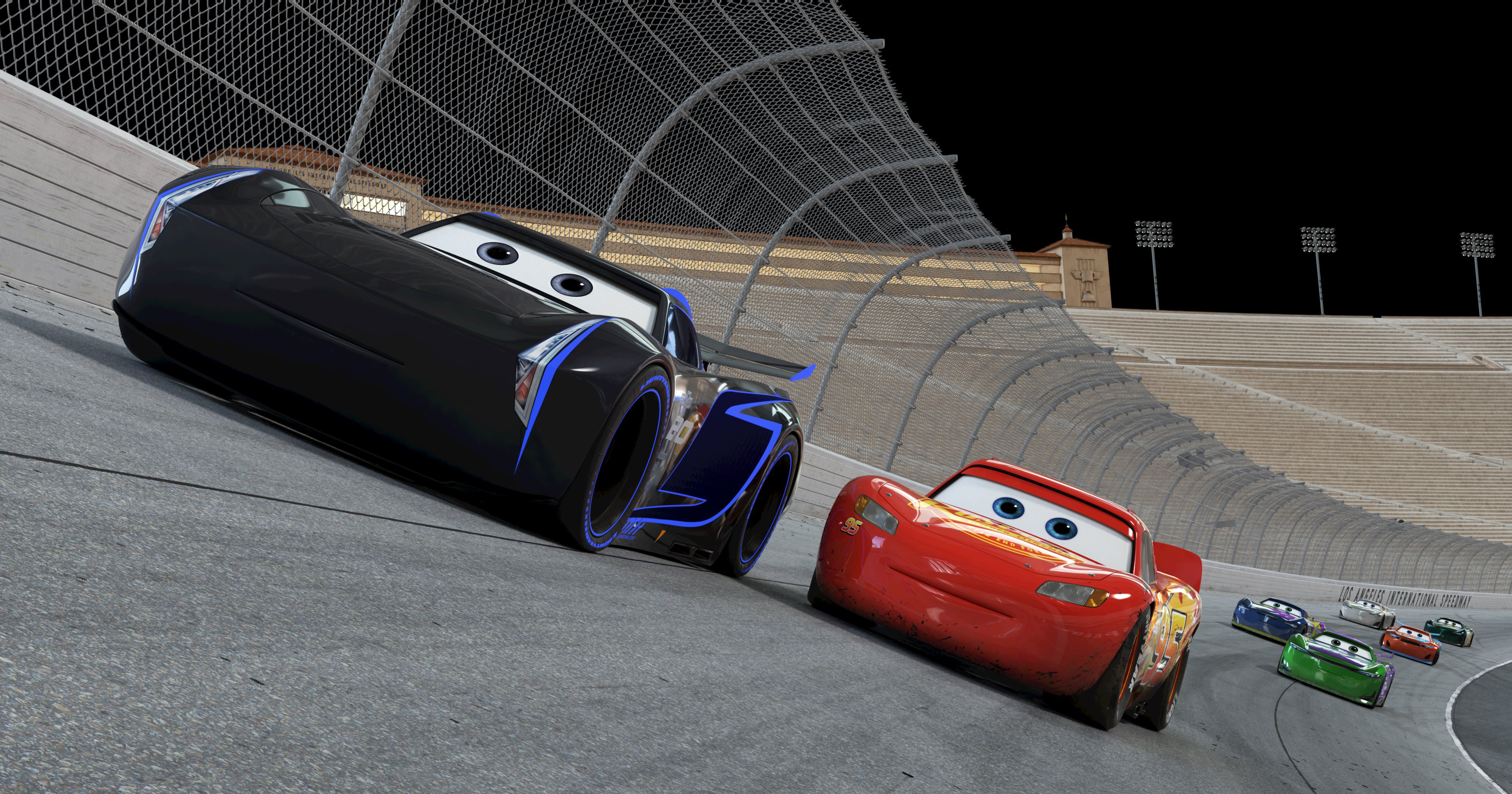 cars 3 review fun but not memorable