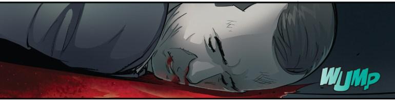 Deadpool #31 Did An Artist's Error Save Agent Coulson's Life - Comic Book