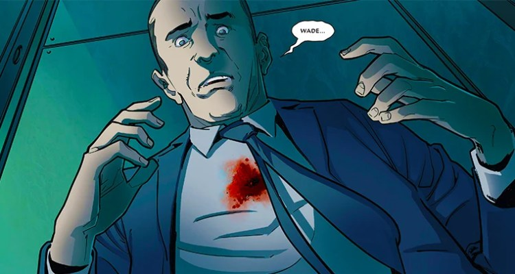 Did An Artist's Error Save Agent Coulson's Life