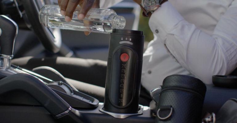 NowPresso: World's First Travel Espresso Machine – Now on Kickstarter