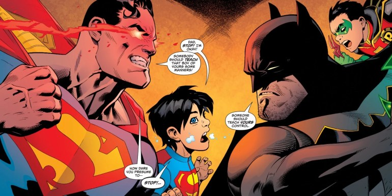 Is Batman A Good Father? The Answer Is A Little Complicated
