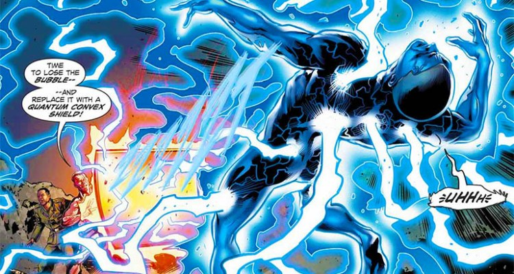 The Fall And Rise Of Captain Atom #6 Comic Book Review