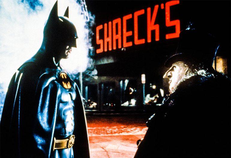 Tim Burton Batman Returns