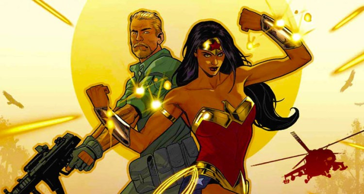 Wonder Woman - Steve Trevor Special #1 Review