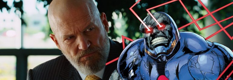 Jeff Bridges Darkseid