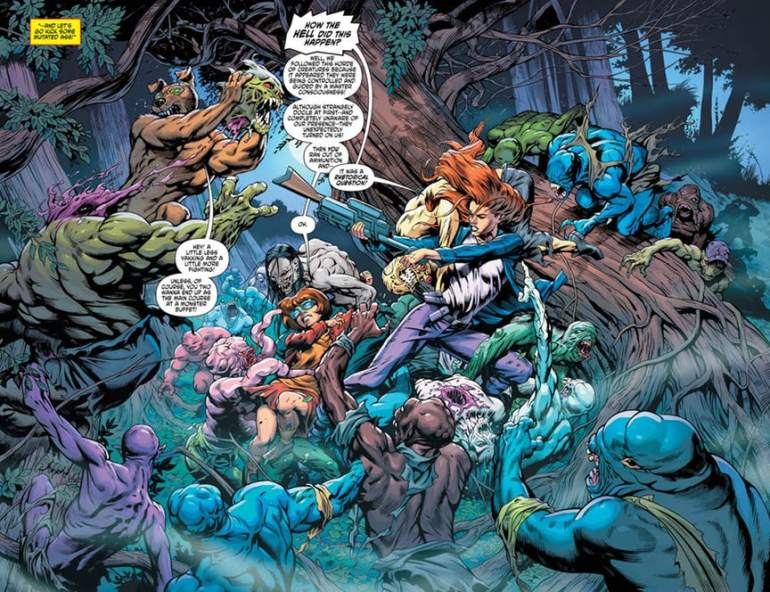 Scooby Apocalypse #15 Review