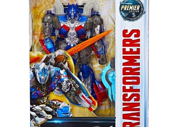 Transformers The Last Knight Optimus Prime Premiere Edition Review