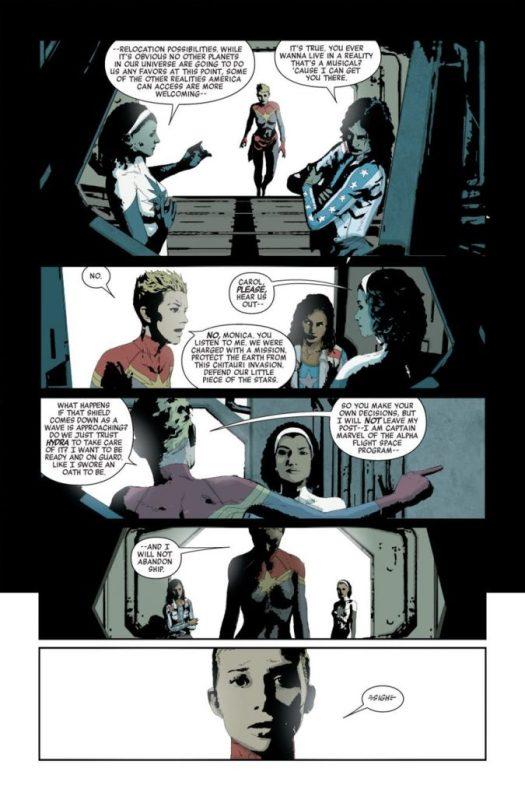 secret empire #7 comic book review