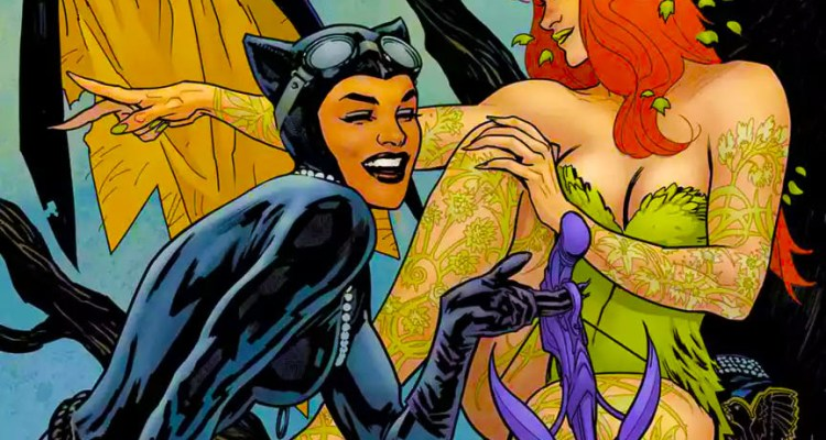 Batgirl And The Birds Of Prey #13 comic book review