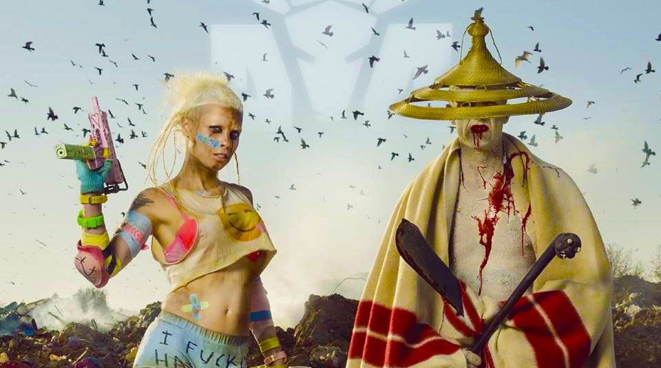 Die Antwoord Are Getting Their Own TV Series Called South African Ninja