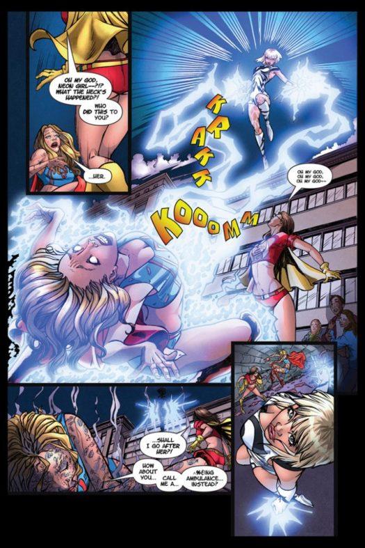 Geek Girl vol 1 - Comic Book Review