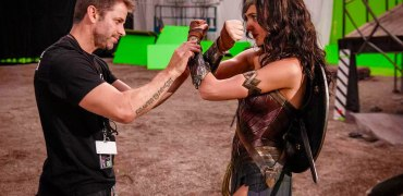 Zack Snyder's Wonder Woman Cameo Has Been Revealed