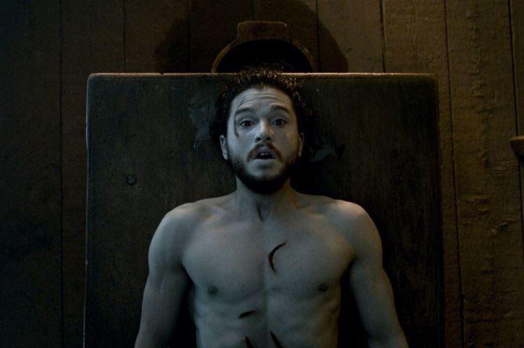 Jon Snow Resurrection