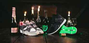 Celebrate The Puma X Solebox Partnership With Champagne Pack