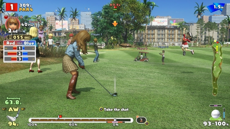 Everybodys Golf Review