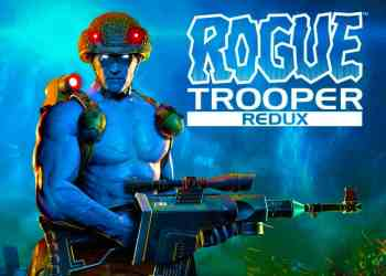 Rogue Trooper Redux Review