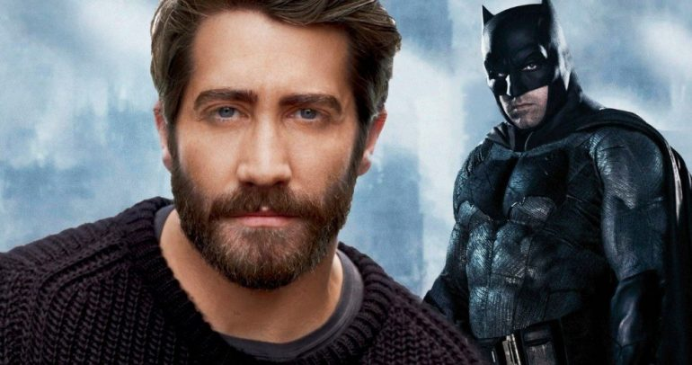 Jake Gyllenhaal Batman