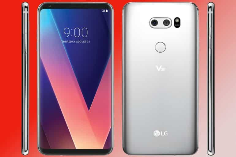 LG V30 Review - The Crazy Teen Has Grown Up