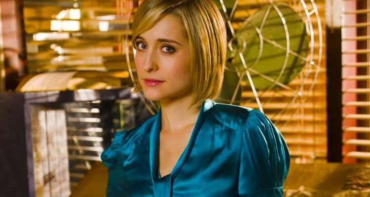 Smallville Actress Allison Mack Is Accused Of Being A Leader Of A Sex Cult