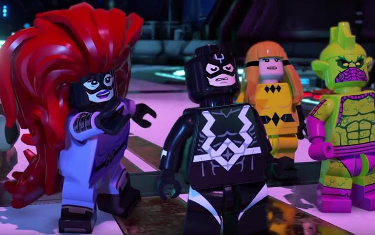 Lego Marvel Super Heroes 2 review – MARVELlous Fun