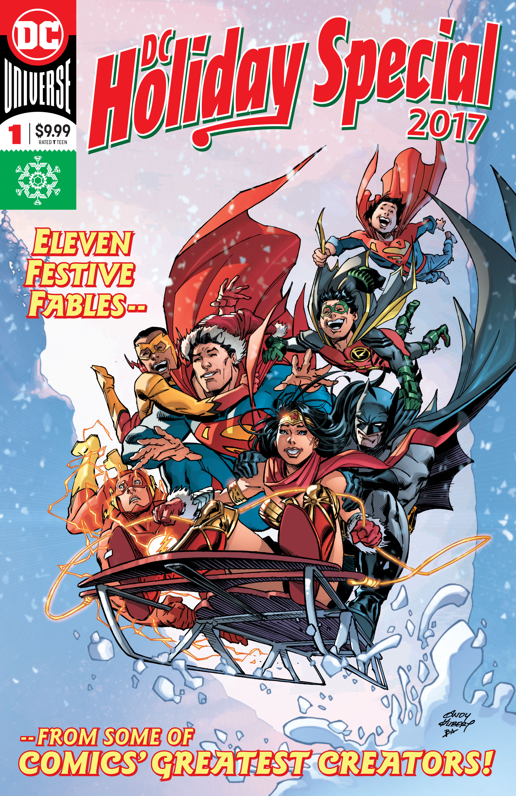 DC Holiday Special 2017 Review