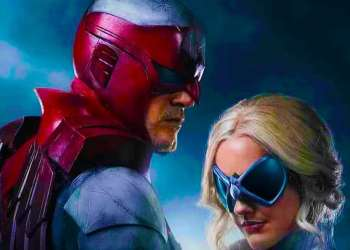 Hawk And Dove - Titans