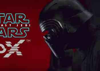 Star Wars The Last Jedi 4DX movie